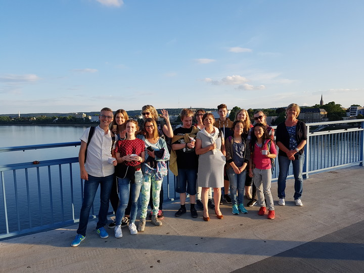 Erstpreisträger nach Bonn