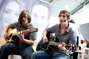 Musik-CD: Songs für den Schülerwettbewerb