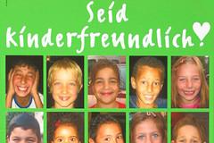 """Ausstellung: """"Seid kinderfreundlich"""""""